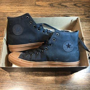 Converse Chuck Taylor All Black with Gum Sole